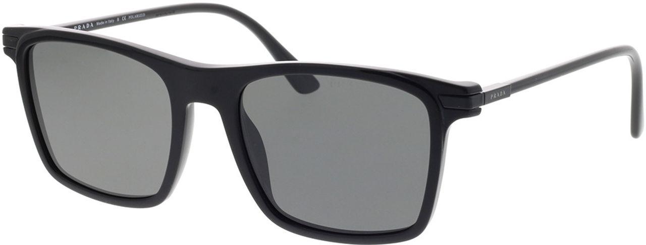 Picture of glasses model Prada PR 19XS 07F08G 54-19 in angle 330