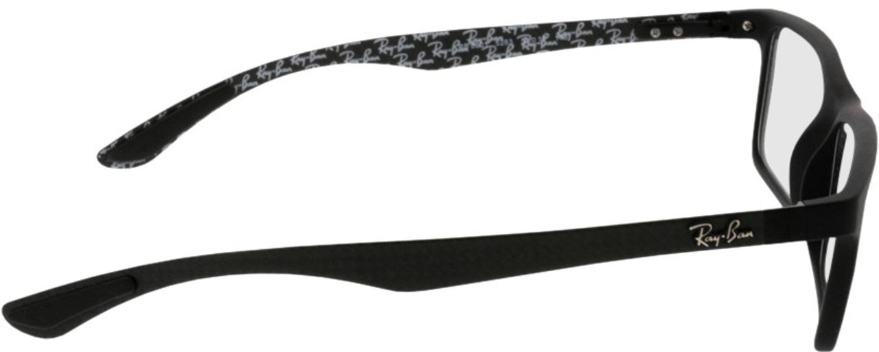 Picture of glasses model Ray-Ban RX8901 5263 55-17 in angle 90