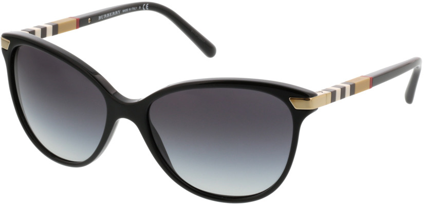 Picture of glasses model Burberry BE4216 30018G 57-16