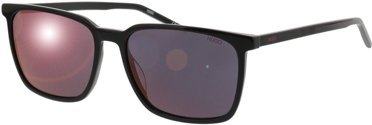 Picture of glasses model Hugo HG 1096/S 807 56-17 in angle 330