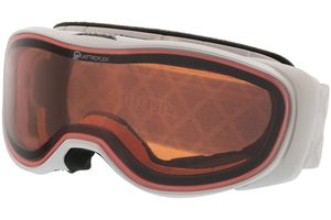 Skibrille BONFIRE 2.0 white QH