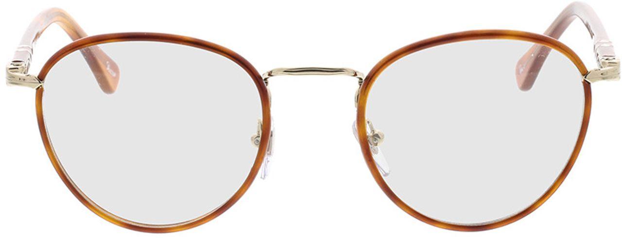 Picture of glasses model Persol PO2410VJ 1096 49-20 in angle 0