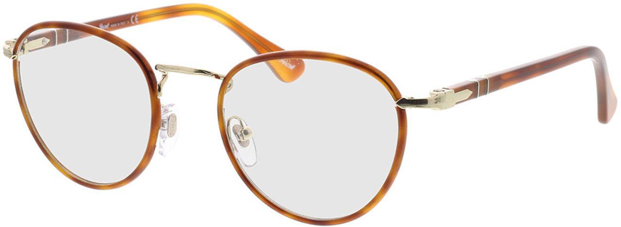 Picture of glasses model Persol PO2410VJ 1096 49-20 in angle 330