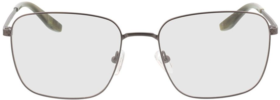 Picture of glasses model Helios-anthrazit/khaki horn in angle 0