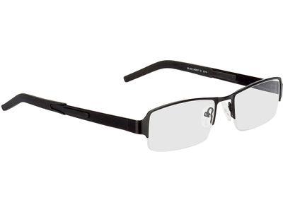 Brille Gosford-schwarz