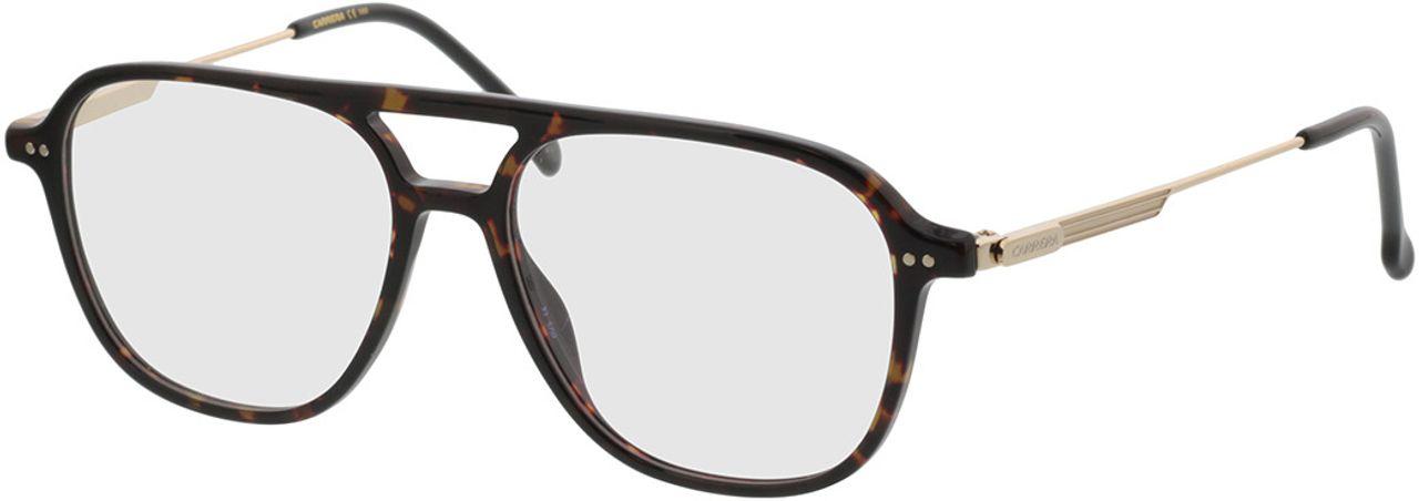 Picture of glasses model Carrera CARRERA 1120 086 54-16 in angle 330