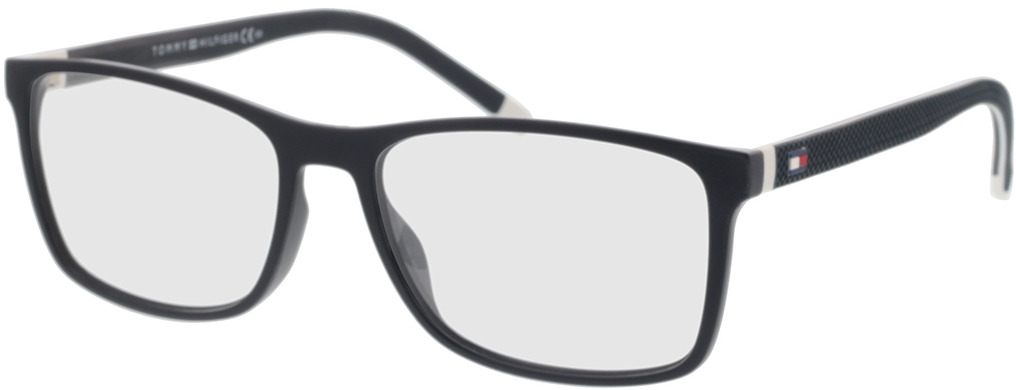 Picture of glasses model Tommy Hilfiger TH 1785 ZE3 58-18 in angle 330
