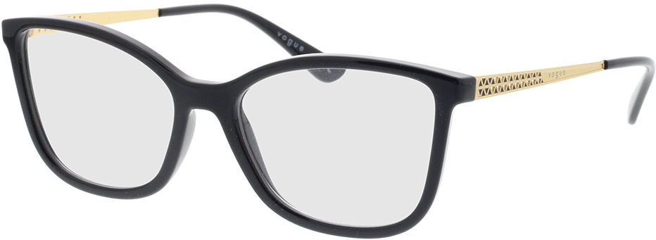 Picture of glasses model Vogue VO5334 W44 52-16 in angle 330