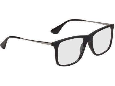 Brille Rennes-schwarz/silber