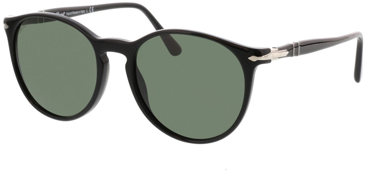 Picture of glasses model Persol PO3228S 95/31 53-18 in angle 330