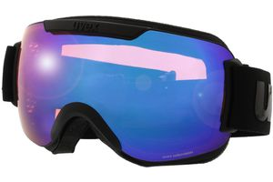 Skibrille Downhill 2000 CV black matt