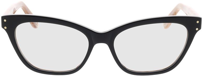 Picture of glasses model Gucci GG0570O-007 52-16 in angle 0
