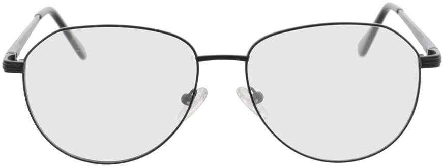 Picture of glasses model Celina-schwarz in angle 0