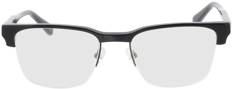 Picture of glasses model Waco Zwart in angle 0
