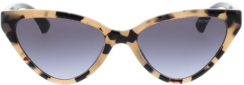 Picture of glasses model Emporio Armani EA4136 57968G 55-18 in angle 0