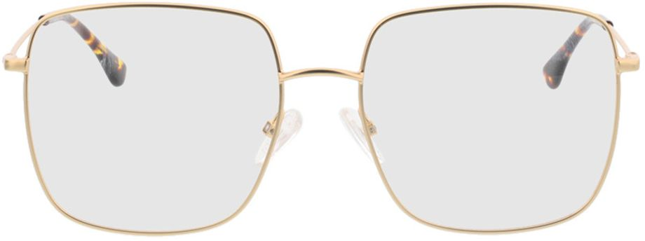 Picture of glasses model Limerick-gold in angle 0
