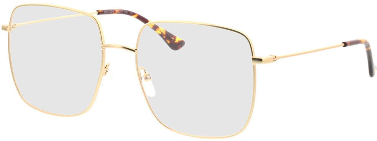 Picture of glasses model Limerick-gold in angle 330