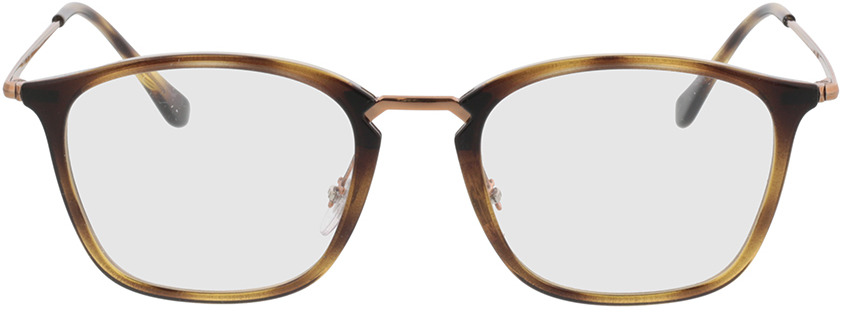 Picture of glasses model Ray-Ban RX7164 5881 52-20 in angle 0