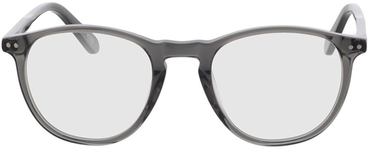 Picture of glasses model Alvin-grau in angle 0