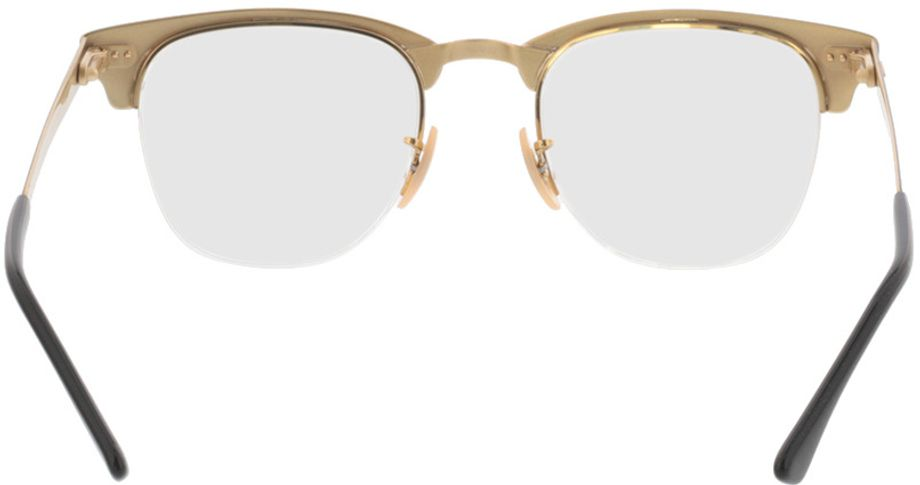 Picture of glasses model Ray-Ban RX3716VM 2890 50-22 in angle 180