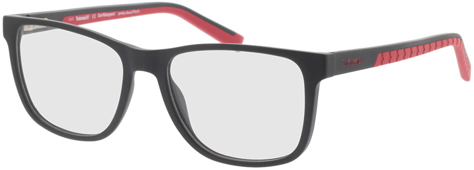 Picture of glasses model Timberland TB1712 002 53-17 in angle 330