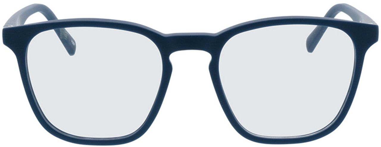 Picture of glasses model Willow-blau in angle 0