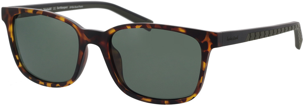Picture of glasses model Timberland TB 9243 52R 56-18 in angle 330
