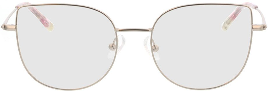 Picture of glasses model Cassis-silber in angle 0