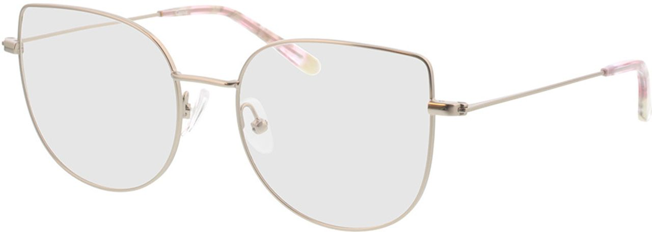 Picture of glasses model Cassis-silber in angle 330
