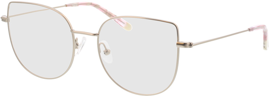 Picture of glasses model Cassis zilver in angle 330