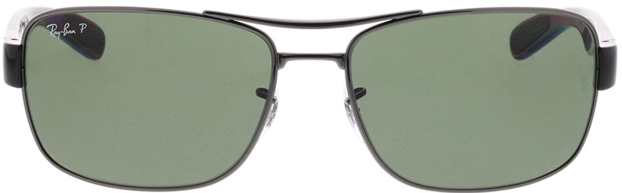 Picture of glasses model Ray-Ban RB3522 004/9A 64-17 in angle 0