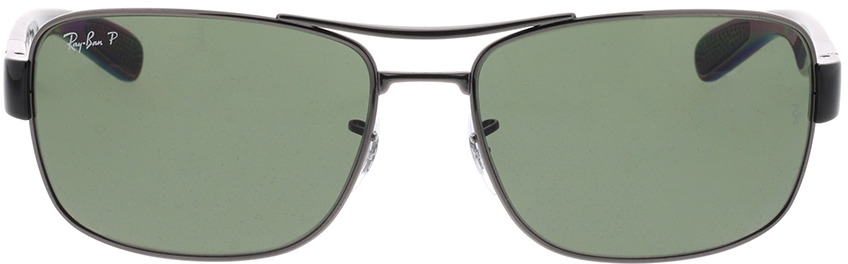 Picture of glasses model Ray-Ban RB 3522 004/9A 64-17 in angle 0