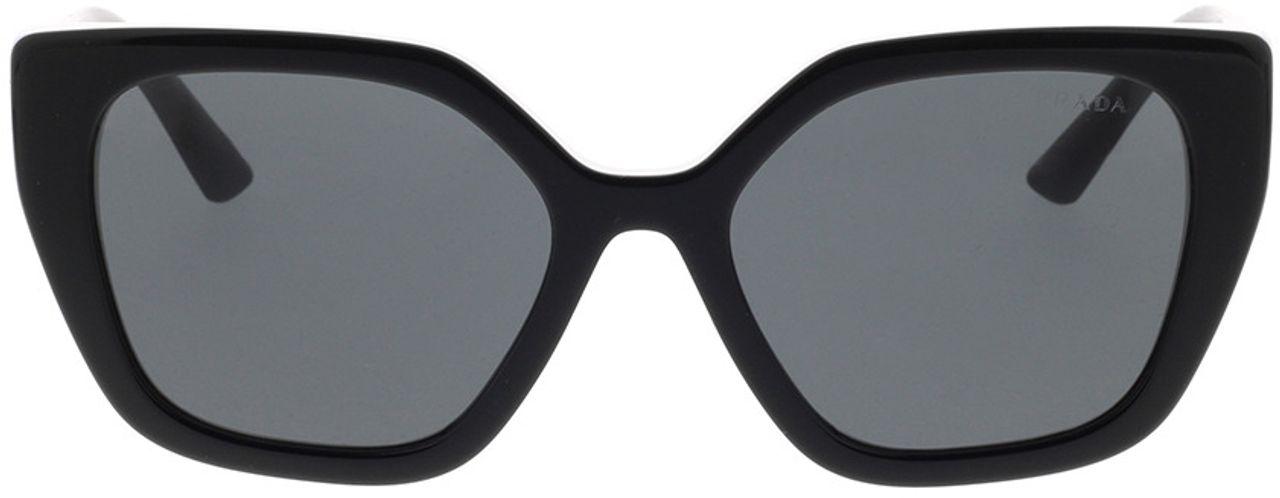 Picture of glasses model Prada PR 24XS YC45S0 52-18 in angle 0