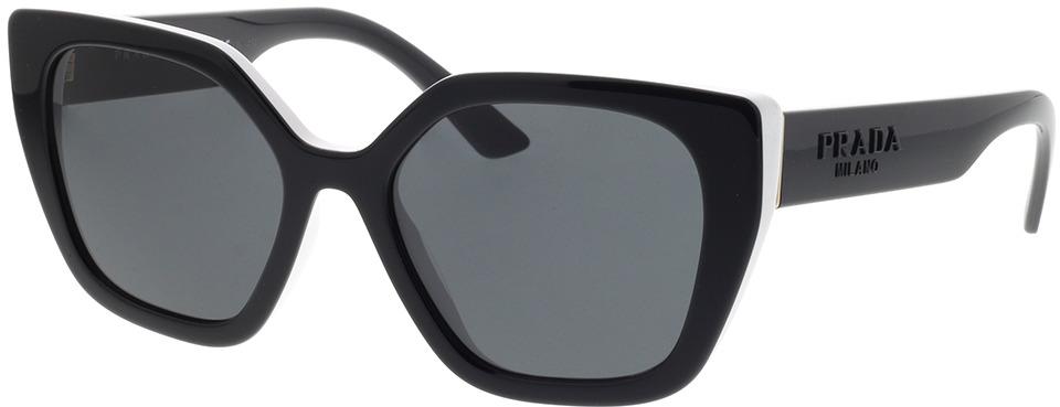 Picture of glasses model Prada PR 24XS YC45S0 52-18 in angle 330