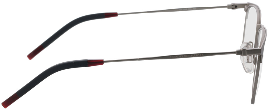 Picture of glasses model Tommy Hilfiger TH 1816 FLL 52-19 in angle 90