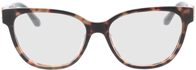 Picture of glasses model Guess GU2855-S 053 54 in angle 0