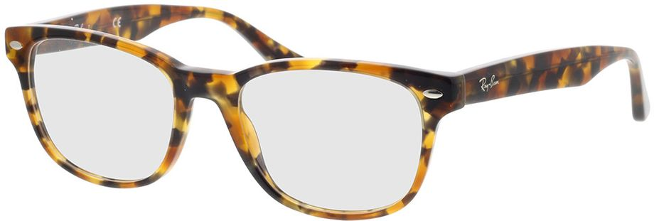 Picture of glasses model Ray-Ban RX5359 5712 53-19 in angle 330
