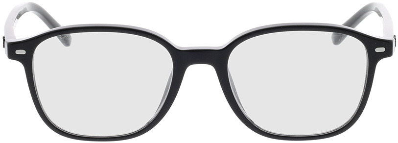 Picture of glasses model Ray-Ban RX5393 2000 49-17 in angle 0