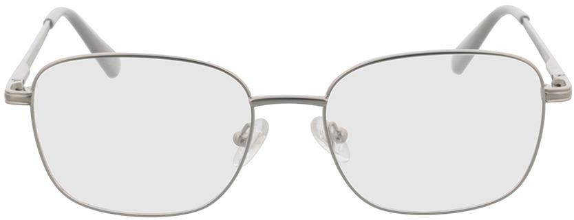 Picture of glasses model Morven silver in angle 0