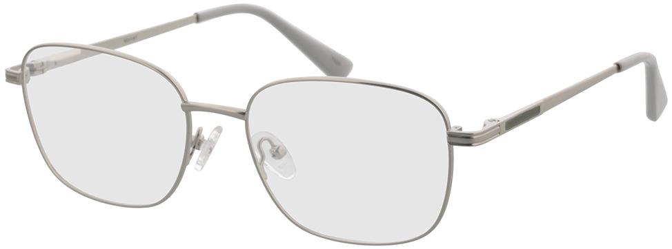 Picture of glasses model Morven silver in angle 330