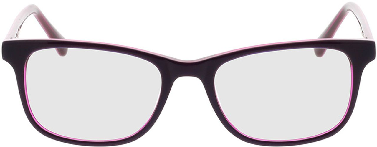 Picture of glasses model Superdry SDO Alix 161 pink 50-18 in angle 0
