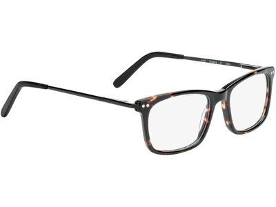 Brille Montana-dunkelbraun-meliert/schwarz