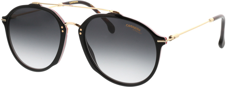 Picture of glasses model Carrera 171/S WR790 55-19 in angle 330