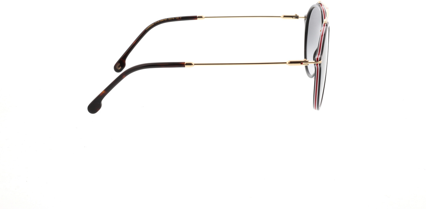 Picture of glasses model Carrera 171/S WR790 55-19 in angle 90