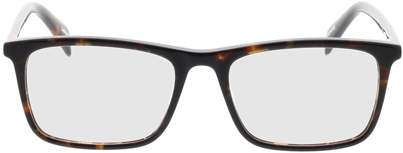 Picture of glasses model Levi's LV 1004 086 53-17 in angle 0