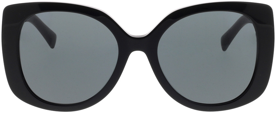 Picture of glasses model Versace VE4387 GB1/87 56-19 in angle 0