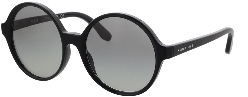 Picture of glasses model Vogue VO5393S W44/11 54 in angle 330