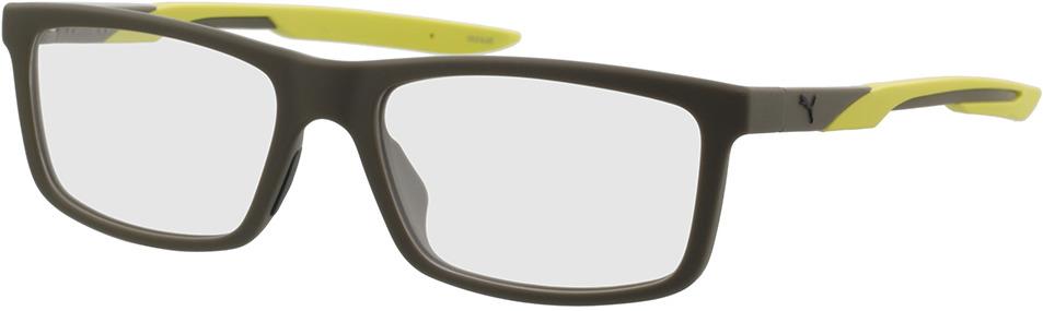 Picture of glasses model Puma PU0343O-004 in angle 330