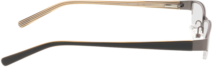 Picture of glasses model Norwich pulver in angle 90