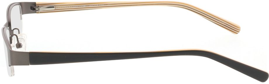 Picture of glasses model Norwich-gun in angle 270